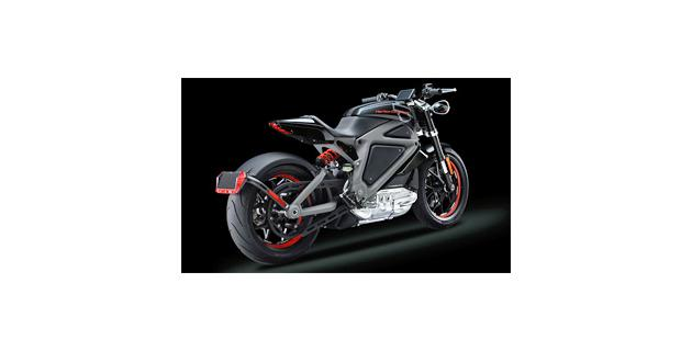 Harley Davidson goes electric!